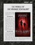 RPG Item: The World of the Psionic Pentalogy