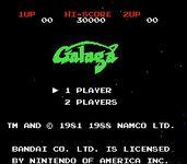 Video Game: Galaga