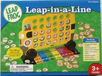 Board Game: Leap-in-a-Line