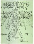 Issue: Alarums & Excursions (Issue 77 - Jan 1982)