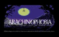 Video Game: Arachnophobia