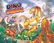 Board Game: Dino Dunk