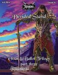 RPG Item: Cloak & Ballot Trilogy Part Three: Divided Stand
