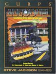 RPG Item: GURPS Autoduel (Second Edition)