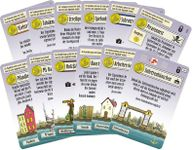 Board Game: Le Havre Expansion: Essen Promo Cards