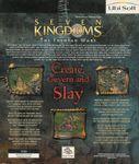 Video Game: Seven Kingdoms II: The Fryhtan Wars