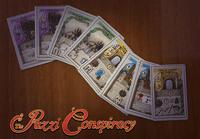 Board Game: Lorenzo il Magnifico: The Pazzi Conspiracy Kickstarter Edition