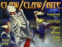 Issue: Claw/Claw/Bite (Issue 18 - Jun 2011)