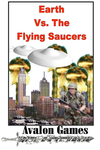 Board Game: Earth Vs. the Flying Saucers