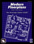 RPG Item: Modern Floorplans: Cyber-Cafe