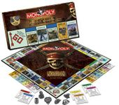 Board Game: Monopoly: Pirates of the Caribbean Trilogy Edition