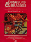 RPG Item: Dungeons & Dragons Set 1: Basic Rules