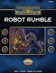 RPG Item: Daring Tales of the Space Lanes 03: Robot Rumble