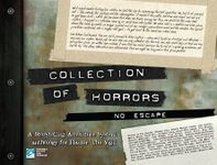 RPG Item: Collection of Horrors 10: No Escape