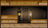 Video Game: You Must Escape