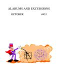 Issue: Alarums & Excursions (Issue 433 - Oct 2011)