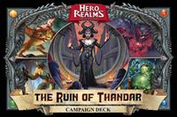 Board Game: Hero Realms: The Ruin of Thandar Campaign Deck