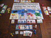 Board Game: Artifact