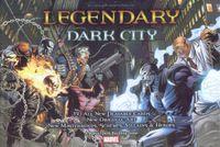 Board Game: Legendary: A Marvel Deck Building Game – Dark City