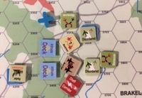 Board Game: Red Storm: The Air War Over Central Germany, 1987