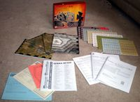 Board Game: Panzer Grenadier: Cassino '44, Gateway to Rome