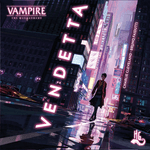 Board Game: Vampire: The Masquerade – Vendetta
