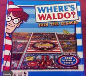Board Game: Where's Waldo? Join The Search