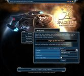 Video Game: SpaceTrek: The New Empire