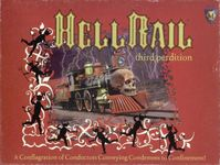Board Game: HellRail: Third Perdition