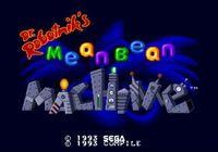 Video Game: Dr. Robotnik's Mean Bean Machine