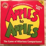 Board Game: Apples to Apples