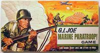 Board Game: G.I. Joe Marine Paratroop Game