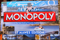 Board Game: Monopoly: St. Mawes Edition