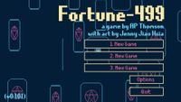 Video Game: Fortune-499