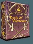 Board Game: Deck of Wonders