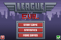 Video Game: League of Evil