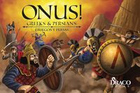 Board Game: ONUS! Greeks & Persians