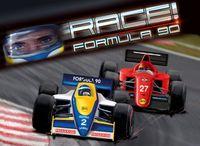 Board Game: Race! Formula 90