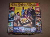 Board Game: The Great Estate