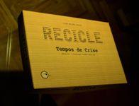 Board Game: Recicle: Tempos de Crise
