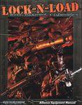 RPG Item: Lock-N-Load: Armor, Equipment, and Cybernetics