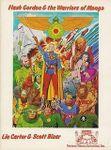 Board Game: Flash Gordon & the Warriors of Mongo