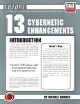 RPG Item: 13 Cybernetic Enhancements