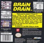 Video Game: Brain Drain