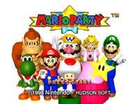 Video Game: Mario Party