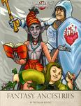 RPG Item: Fantasy Ancestries