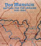 Board Game: Von Manstein: Battles for the Ukraine 1941-1944