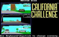 Video Game: California Challenge: Test Drive II Scenery Disk