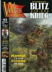 Board Game: Blitzkrieg 1940: Hannut et Stonne