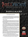 RPG Item: Hellfrost Region Guide #13: Royalmark